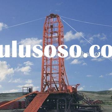 S600 Lager Diameter water well Drilling Equipment