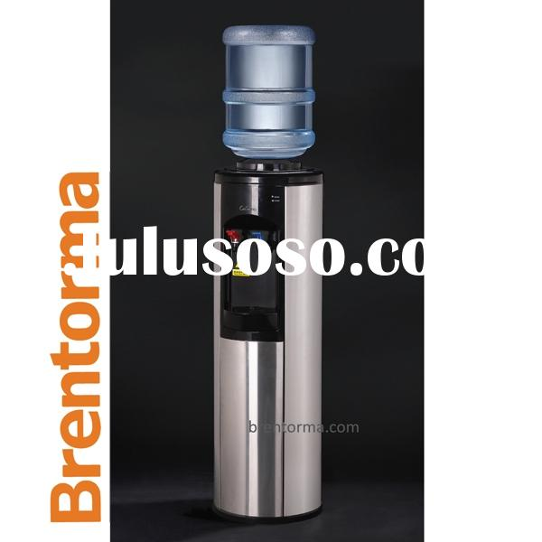 SS011 Stainless Steel Bottled Water Dispenser and Cooler