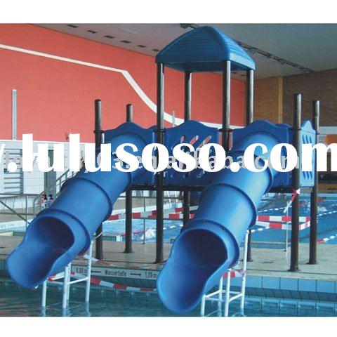 Safe water play equipment