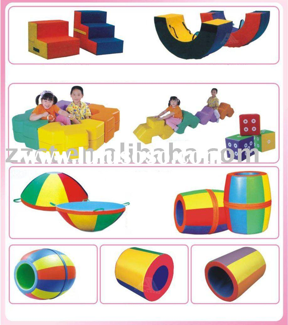 Soft play toys for Toddlers