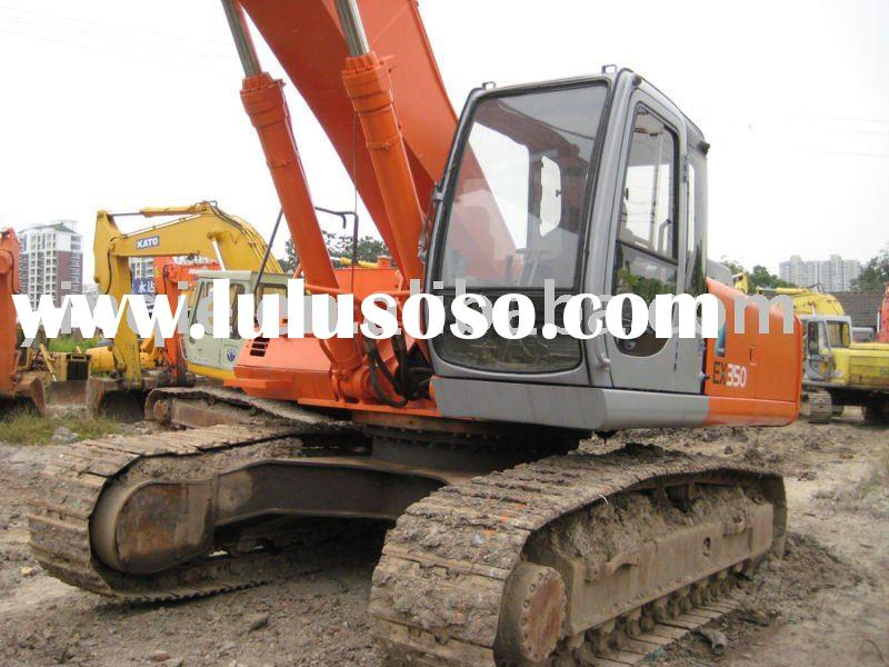 Used Hitachi Excavators(second hand construction equipment)
