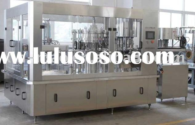carbonated drink filling machine beverage machinery