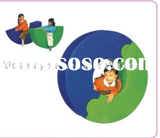 colorful children's soft play equipment /2010 New Soft Play