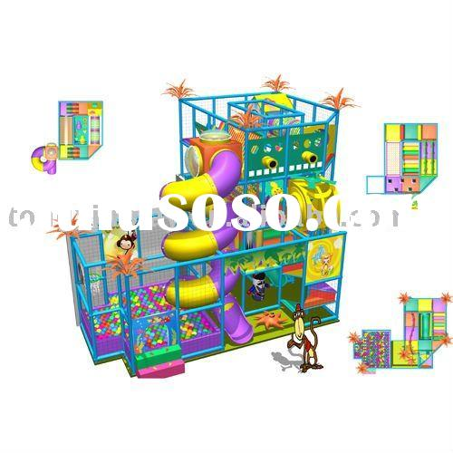 commercial indoor playground equipment TX-0911