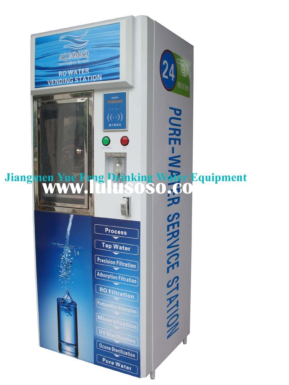 commercial water vending machine