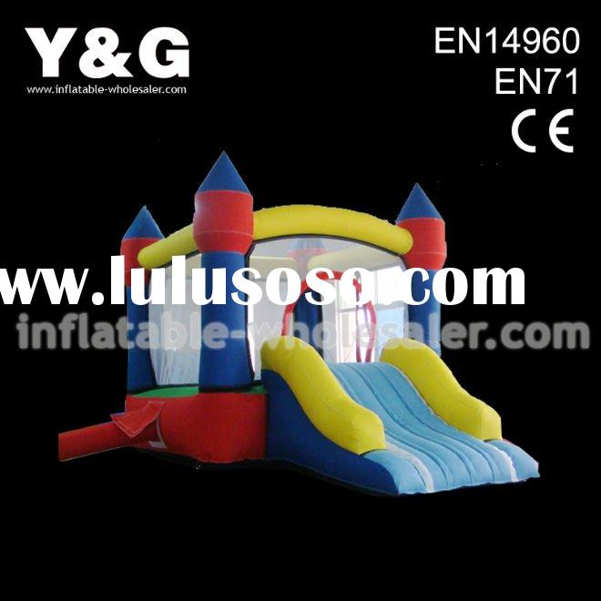 inflatable bouncer slide