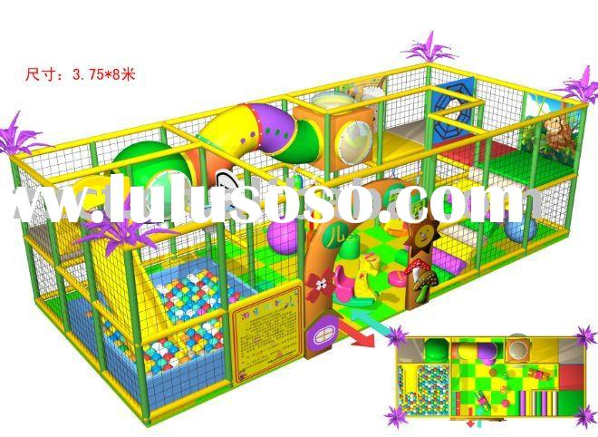 kids indoor play equipment