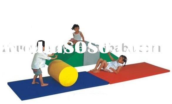 kids indoor soft modular play amusement equipment