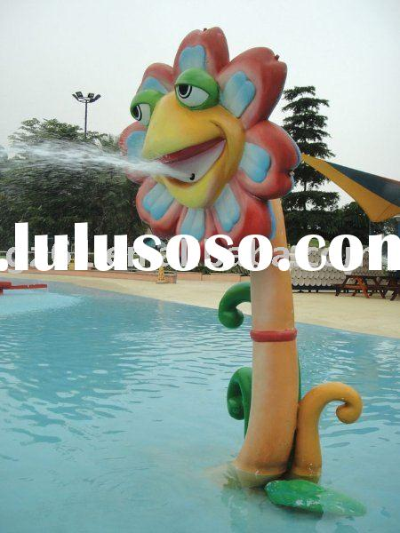 water park water slide  water equipment  play park  play equipment  water games