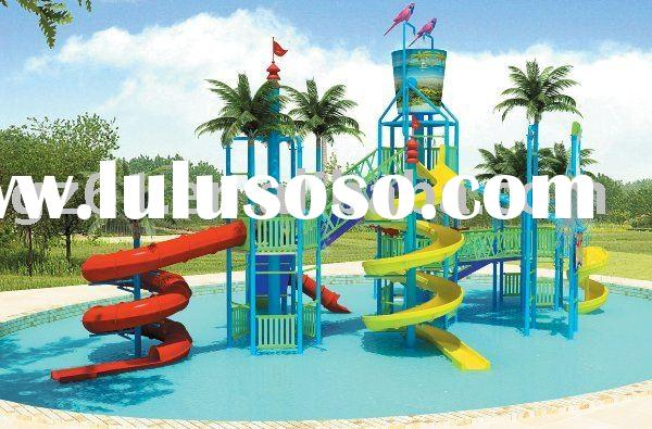 water play equipment, water play toys, water amusement park
