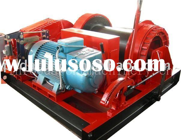 winding engine (manual winch, wire winch)