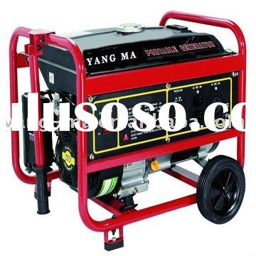 3000W air-cooled 4 stroke gasoline engine powerful Portable petrol generator