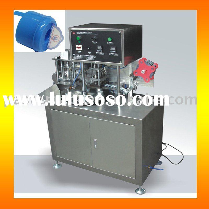 5 gallon water bottle cap sealing machine