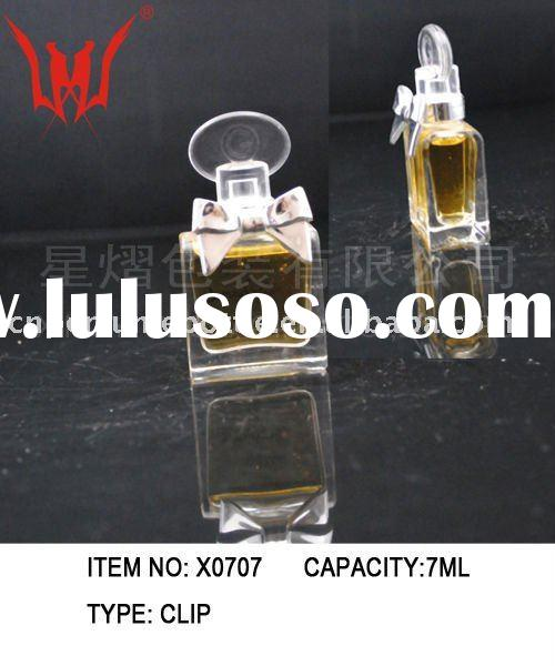 7ML Small  perfume Glass  Bottle