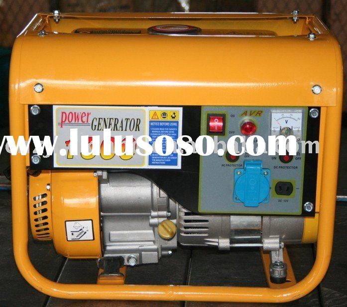 BX1500 portable gasoline generator set