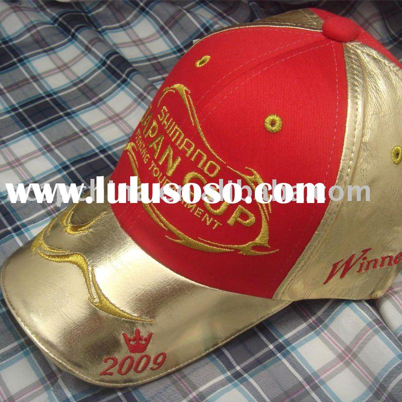 Baseball cap with printed/embroidered logo