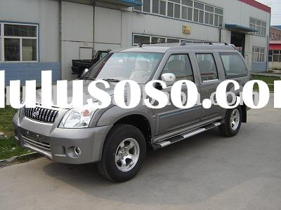 China 4WD diesel engine SUV car