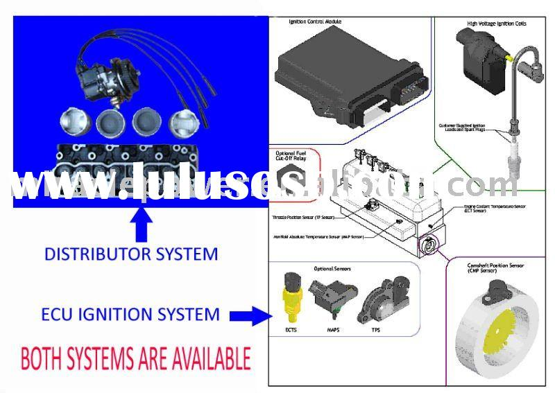 Diesel-to-Gas Conversion Kits