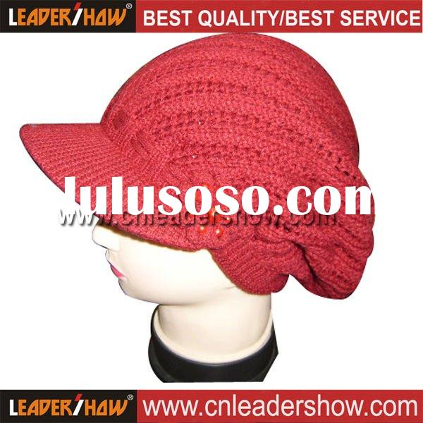 Fashion winter hats for women use