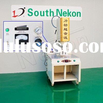 LED pipe guardrail ultrasonic bonding equipment