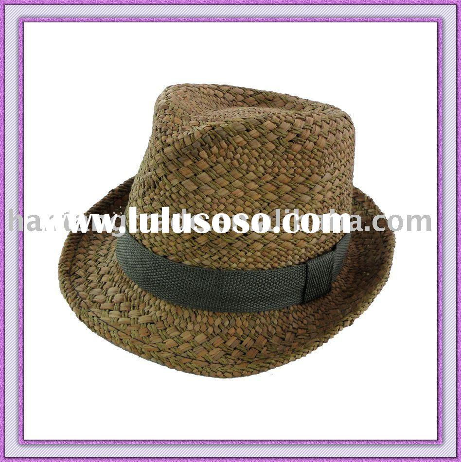 Men's Fashion Fedora Mexico Straw Hats