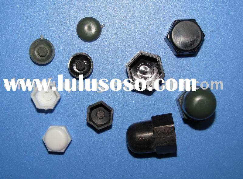 Plastic Nut Screw Cap