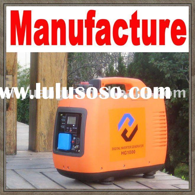 Trifuel Inverter Generator with LPG,Natural Gas and Gasoline
