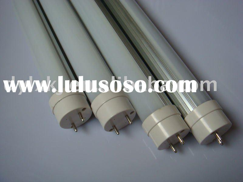 led light tube end cap