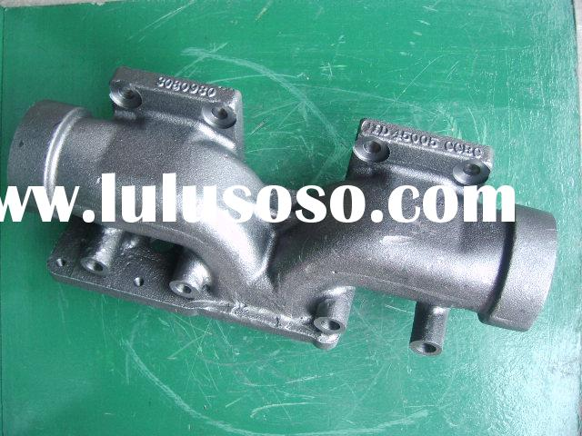 machinery parts cummins diesel exhaust manifold 3080980 **