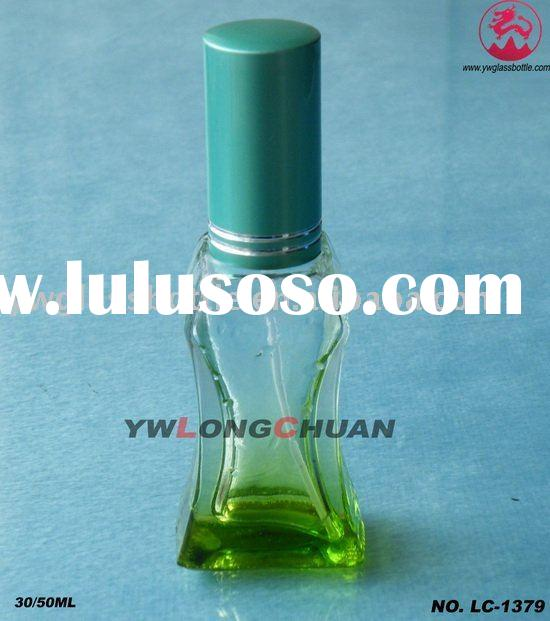 perfume bottle/glass bottle/perfume glass bottle/glass perfume bottle