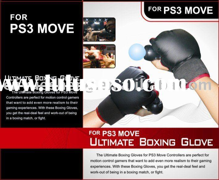 2010 NEW boxing gloves for ps3 move,boxing glove key ring,kick boxing gloves,twins boxing gloves,min