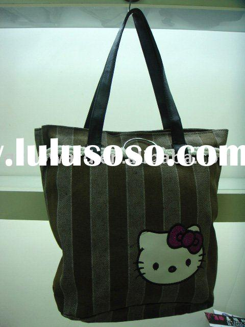 2010 wholesale canvas bags cheap price