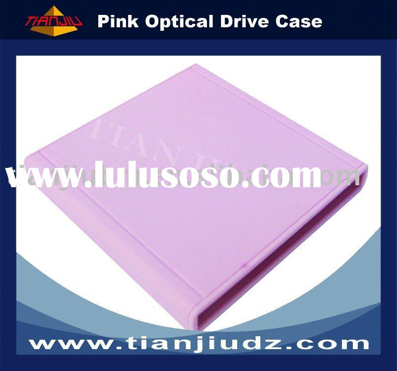 A15 pink laptop drive case