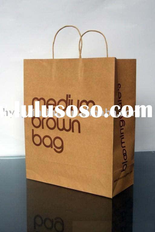 Brown Paper Bag Printing