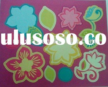 Craft Diecut Paper Flower for Home Decoration