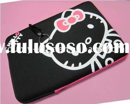 Fashion Hello Kitty Laptop Sleeve Bag Case Skin 15 15.4""