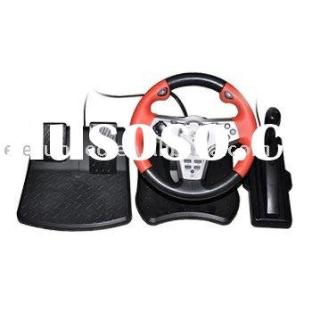 For PS2/PC/PS3 Game Steering Wheel