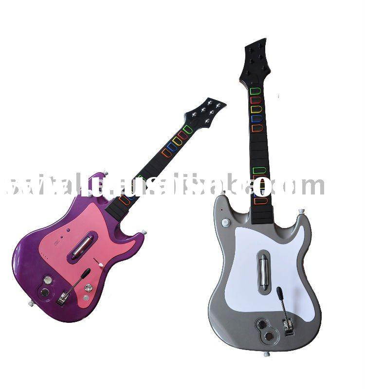 For PS3/PS2/USB/Wii/TV wireless guitar
