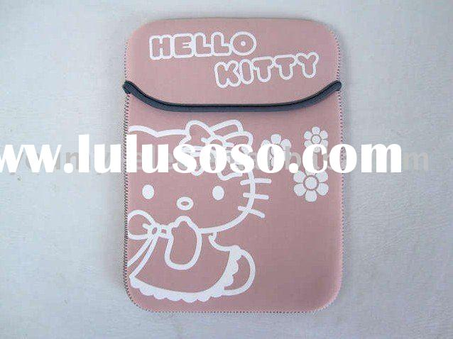 "Hello Kitty Laptop Netbook Sleeve Case Bag 10"" 12"" 13"" 14"" 15"""