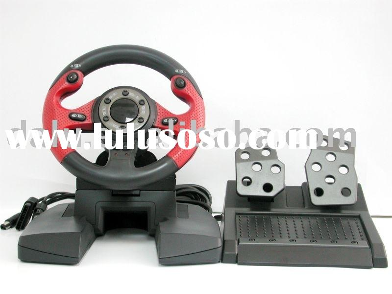 Racing Wheel for PS2/PS3/PC/XBOX