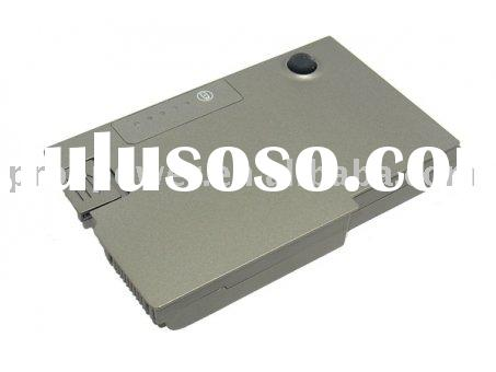 Replacement  Latitude D600 Latitude D610 Laptop Batteries