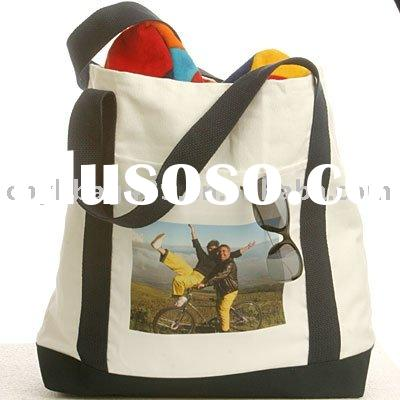 Canvas Bags on Cotton Canvas Bags