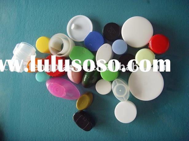 different kinds of the plastic cap, cosmetic cap,lids