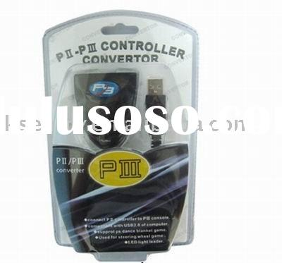 game accessories for PS2 to PS3 joystick converter  game accessory