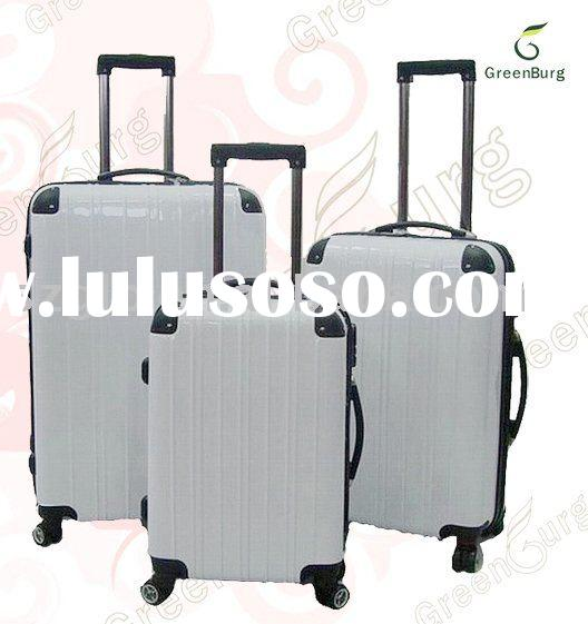 lightweight ABS/PC TROLLEY luggage,ABS/PC trolley bag,lightweight luggage-2010 new product