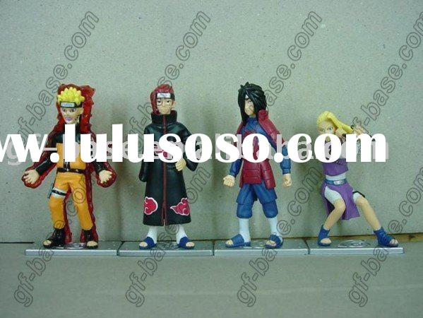 naruto action cartoon figures