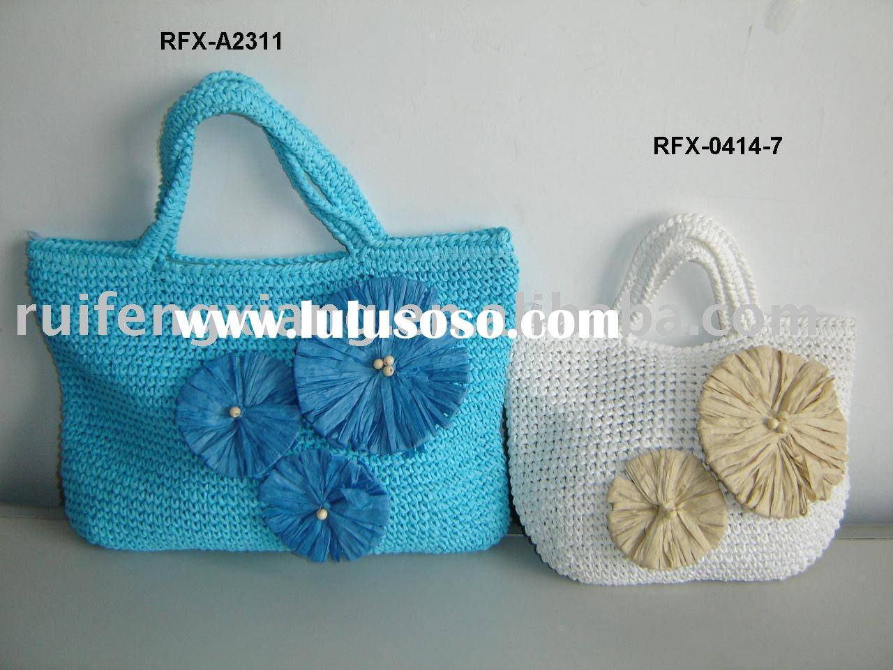 Crochet Pattern Central Bags : BAG CROCHET PATTERN PLASTIC Crochet Patterns