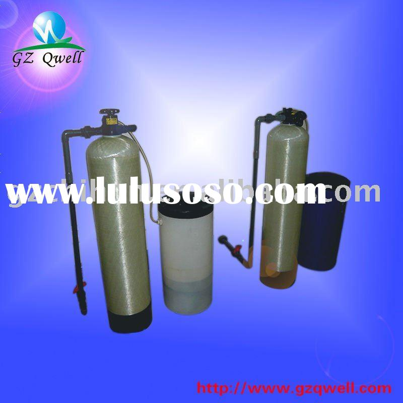 1000L/H manual water softener treatment