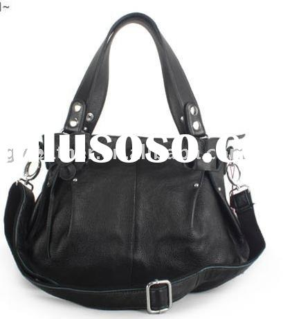 2011 year new design ladies' Genuine leather fashion bag