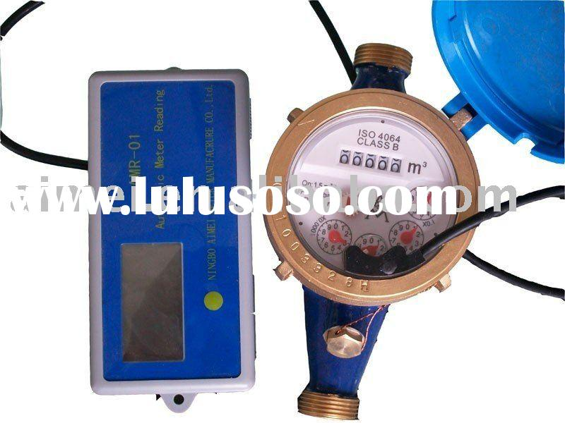 Automatic Meter Reading : Water meter reading manufacturers in